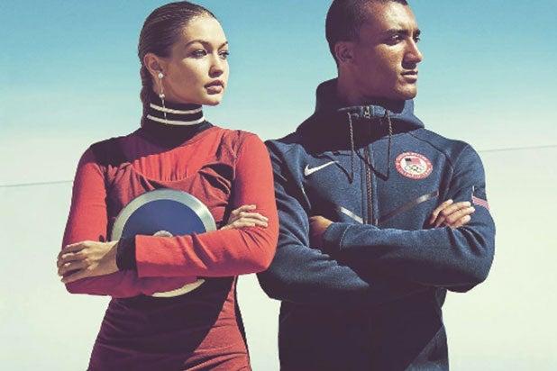 Gigi Hadid Olympics