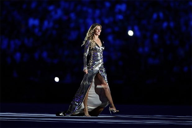Gisele Bundchen Olympics new england patriots super bowl 51