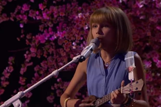 Grace VanderWaal America's Got Talent