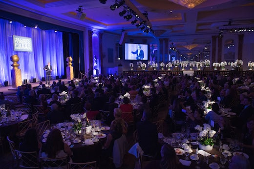 Beverly Hills, CA. August 4, 2016 Hollywood Foreign Press Association presents annual Grants Dinner Thursday night from the Beverly Wilshire Hotel. The HFPA will present more than $2.4 million in donations to non-profit entertainment-related organizations and scholarship programs. Pictured: <a href=