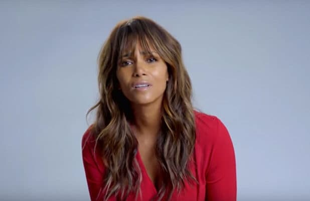 Halle Berry dramatic reading of Britney Spears song
