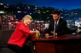 Hillary Clinton on Jimmy Kimmel