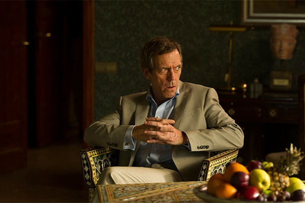 Hugh Laurie Night Manager