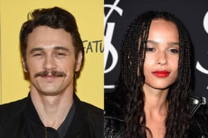 James Franco Zoe Kravitz Kin