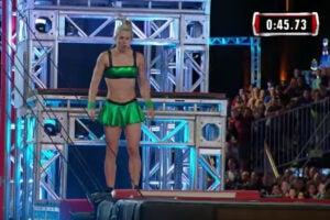 Jessie Graff American Ninja Warrior