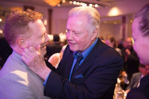 Beverly Hills, CA. August 4, 2016 Hollywood Foreign Press Association presents annual Grants Dinner Thursday night from the Beverly Wilshire Hotel. The HFPA will present more than $2.4 million in donations to non-profit entertainment-related organizations and scholarship programs. Pictured: Jon Voight