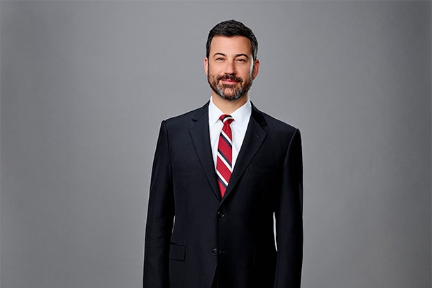 Emmy Contender And Host Jimmy Kimmel On Trump Instant Critics And