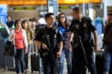 LAX false shooter reports
