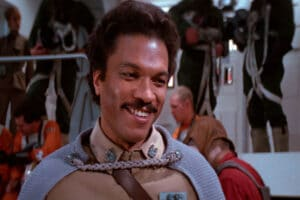Lando Calrissian Billy Dee Williams Star Wars