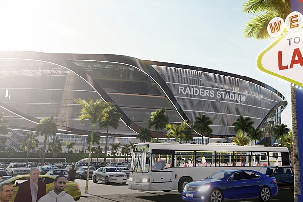 Raiders Owner Mark Davis Will Apply For Relocation To Las