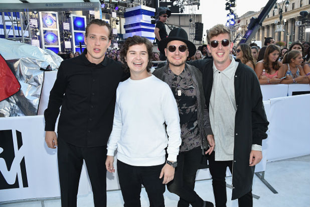 Lukas Graham mtv video music awards