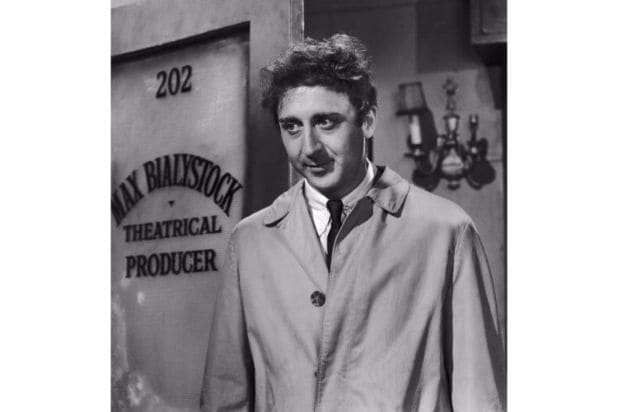 the producers gene wilder
