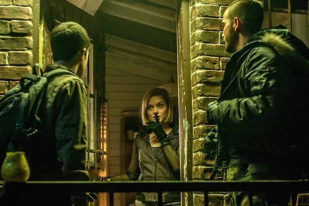 Don't Breathe Box Office Scary Thriller Horror Movie