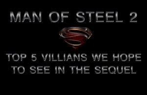 Man of Steel villains gallery