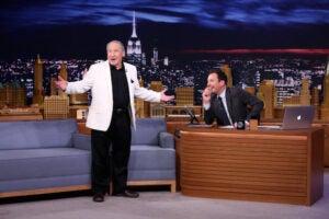 Mel Brooks Gene Wilder Tonight Show