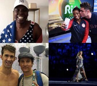 Rio Olympics Games Breakout Stars