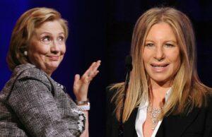 Barbara Streisand to Serenade Hillary Clinton at LGBT-focused Fundraiser
