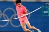Olympic Pole Vaulter