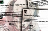 Suicide Squad women film cunt online harass harassment trolls fanboy