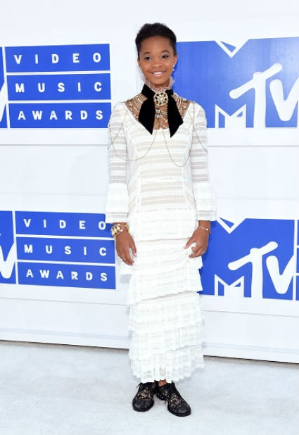 Quvenzhane Wallis mtv video music awards