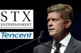 Robert Simonds STX tencent