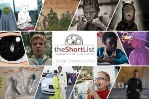 The Short List Finalists