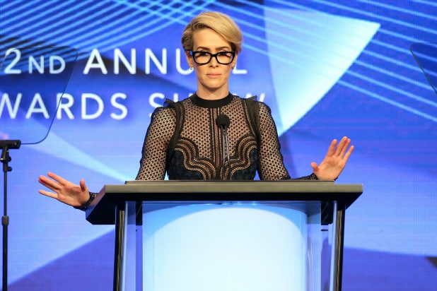 Sarah Paulson TCA Awards