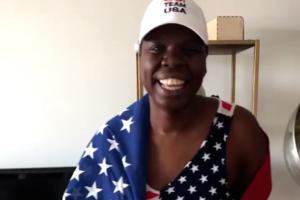 Leslie Jones Olympics NBC