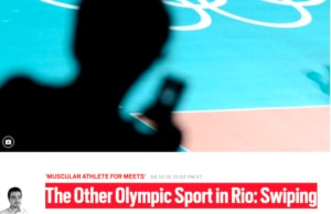 The Daily Beast Gets Slammed for 'Sleazy, Dangerous, and Wildly Unethical' Olympic 'Grindr Stunt'