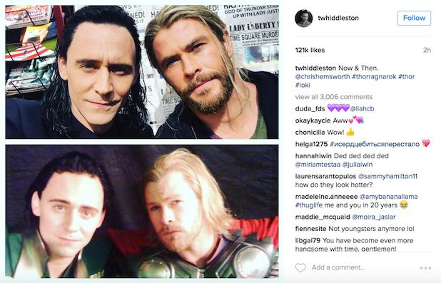 'Thor: Ragnarok': Tom ...