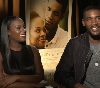Tika Sumpter and Parker Sawyers southside with you