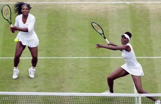 Venus and Serena Williams Eliminated From Tennis Doubles Competition