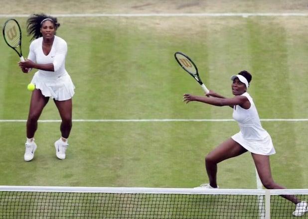 Serena-Williams-Venus-Williams-doubles