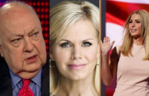 Sexual Harassment Roger Ailes Gretchen Carlson Ivanka Trump