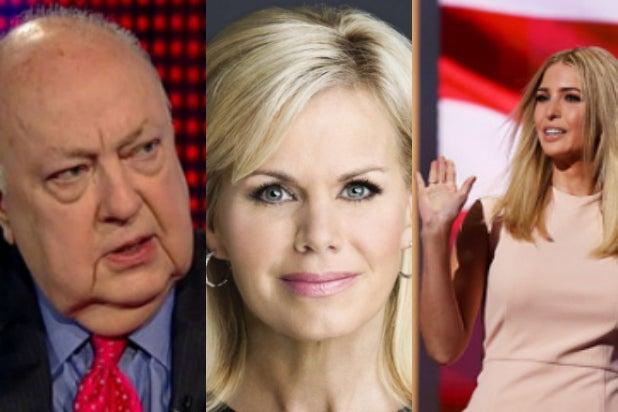 Sexual Harassment Roger Ailes Gretchen Carlson Ivanka Trump