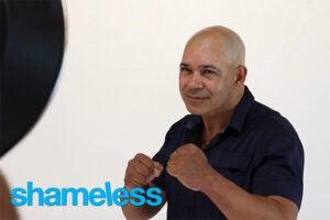 Shameless stunt coordinator Eddie Perez