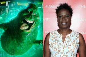 Slimer on Leslie Jones Hack
