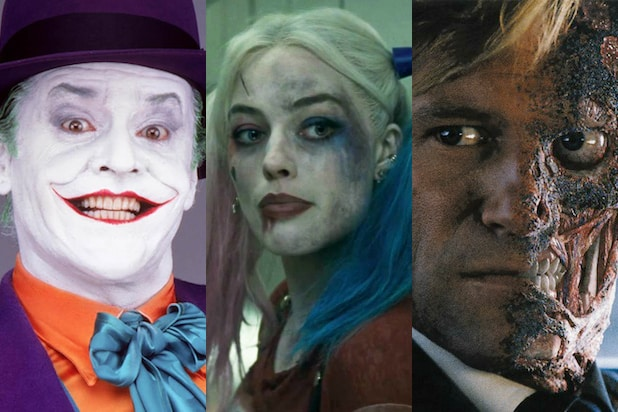 Suicide Squad DC Movie Villains ranked