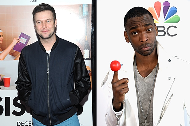 Taran Killam and Jay Pharoah