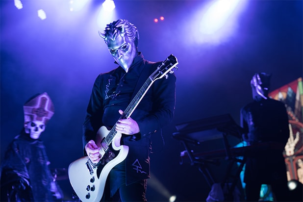 The Band Ghost