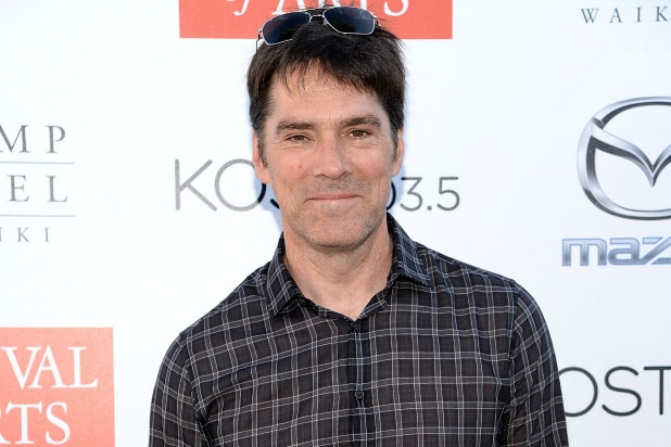 Thomas Gibson tv stars fired