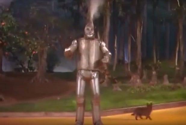 """Wizard of Oz"" Tinman"