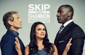 Undisputed Skip Bayless Shannon Sharpe Fox Sports 1