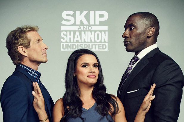Undisputed Skip Bayless Shannon Sharpe Fox Sports 1