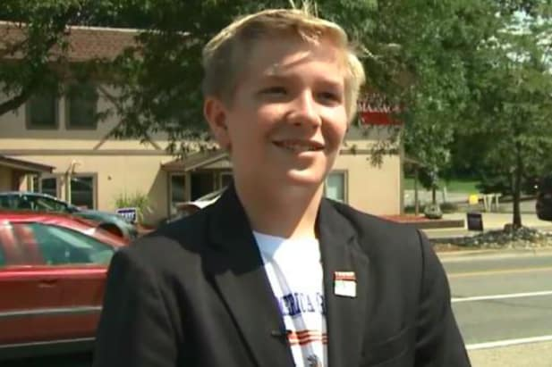 Donald Trump Colorado campaign office being run by 12-year-old