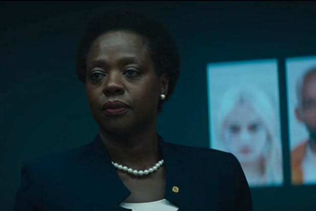 Amanda Waller Deathstroke The Batman