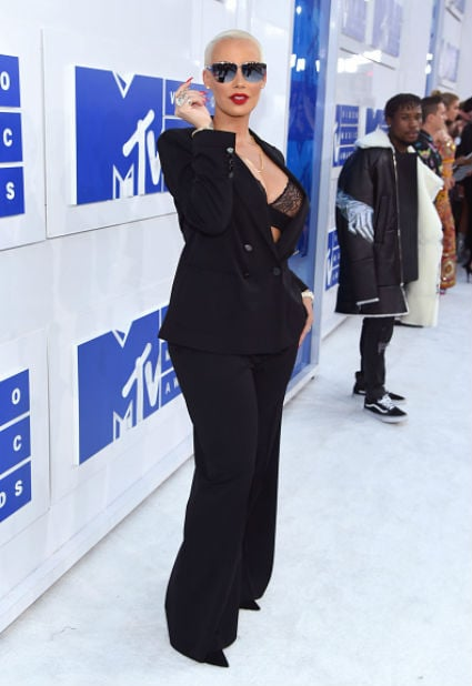 amber rose mtv video music awards