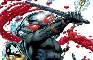 black manta aquaman dc comics