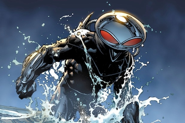 black manta new 52