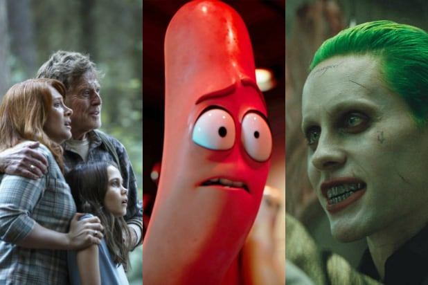 box office preview sausage party suicide squad petes dragon